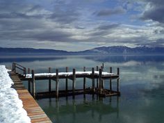 Tahoe, California Going here the end of March. So excited.
