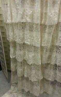 COACH LEATHER POCKET SWINGPACK, Style #F45012, Sv/White/Caramel. Ruffled Shower  CurtainsLace ...
