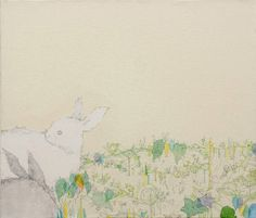 Artist: Yuko Someya, Title: Takes a rest at a greenish place, 2007 - click to close window