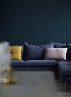 dark blue #colors #decor