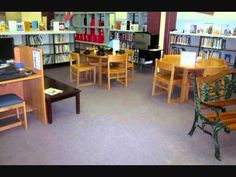 The Centered School Library blog by Cari Young offers a video tour of her library centers. Great way to get exposure to library center ideas.