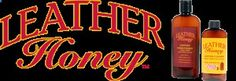 Leather Care by Leather Honey - Rejuvenate Old Leather and Clean Leather