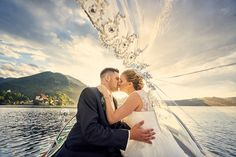 Heiraten am See  Trauung am Traunsee