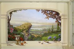 1000 images about windows doors on pinterest murals for Sala da pranzo nell antica roma