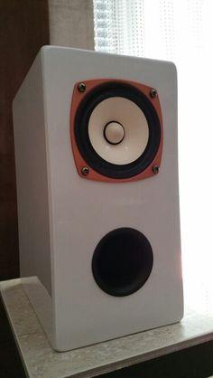 Fostex fe 103 sol my diy speaker