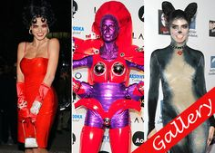 All of Heidi Klum's Crazy Halloween Costumes Over the Years.