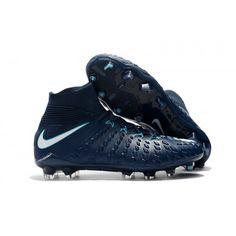 f367bba5c0ac Buy Nike Hypervenom Phantom III FG Football Boots Dark Blue White