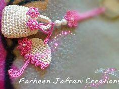 Luty Artes Crochet: Chaveiros lindos e delicados. ❥Teresa Restegui http://www.pinterest.com/teretegui/❥
