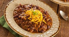 Deliciously Savory Chili