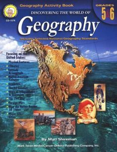 Holt mcdougal world geography homeschool package homeschool discovering the world of geography grades 5 6 focus on the united states fandeluxe Choice Image