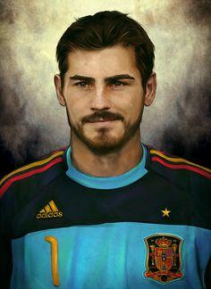 Iker Casillas : Footbal Player Photos