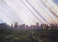 18.10.2002 - 18.10.2003, Central Park, New York by Michael Wesely