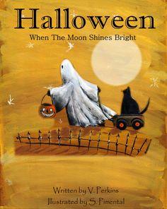 Great Halloween illustration