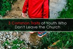 What is it that sets apart the kids who stay in the church? Jon Nielson