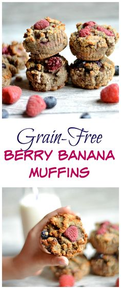 Simple, nutritious, and delicious breakfast or snack that is kid friendly! Paleo, and Gluten-Free.