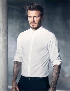 David Beckham Stars in Spring 2015 H&M Bodywear Shoot + Selects Modern Essentials