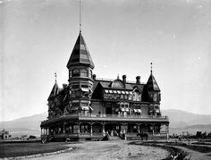 My Little Time Machine — Hotel in Beaumont, Ca. circa 1895