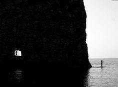 "Dima Zverev - ""Sail Rock"" Praskoveevka, Black Sea, Russia. 2016"