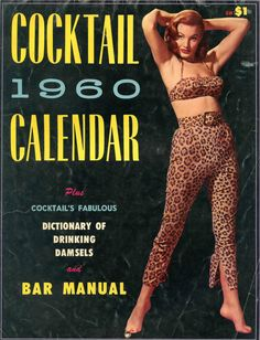 Cocktail's Fabulous Dictionary of Drinking Damsels...