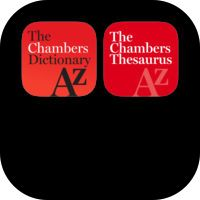 Chambers Dictionary and Thesaurus by WordWeb Software