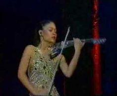 Vanessa Mae (Sabre Dance)