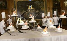 Royal wedding cake - Prince Carl Philip of Sweden & Sofia Hellqvist