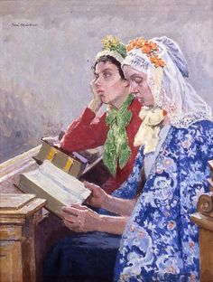 Devotion by Gari Melchers