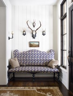 patterned upholstere