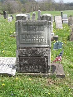 Revolutionary War Veteran Tent Church Cemetery Lancaster, Ohio