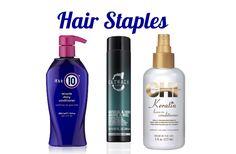 #HairStaples #Chi #TIGI #Itsa10