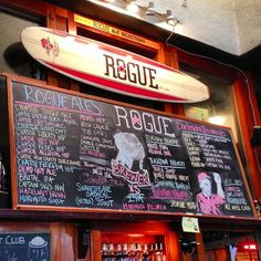 Rogue Ales Public House & Distillery is one of the most popular Brew pubs in our neighborhood. Located on NW 13th and Flanders