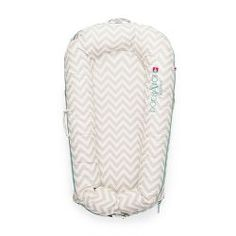 DockATot Deluxe+ Plus Baby Lounger - Silver Lining (Chevron) Diy Photo, Chevron, Co Sleeper, Little Doll, Tummy Time, First Baby, Baby Sleep, Baby Baby, Baby Bedtime