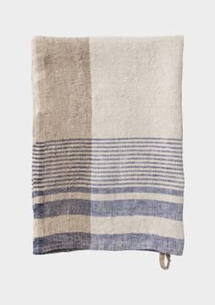 Linen Tea Towel from Toast
