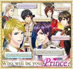 Be My Princess Voltage | Otome Otaku Girl: Be My Princess 2 - Main Page