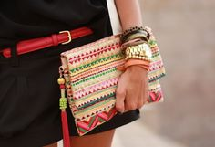 Kiki's List: Fashion Friday: Aztec Love.