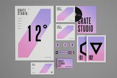 Brand identity design is one important aspect in building a name for a product or an establishment. Here are 15 brand identity examples for inspiration. Logo Design, Design Brochure, Neon Design, Typography Design, Corporate Identity Design, Brand Identity Design, Branding Design, Visual Identity, Branding Kit