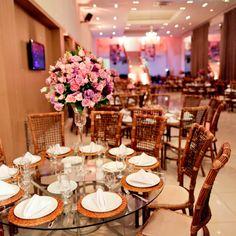 Um ambiente diferenciado, que irá marcar para sempre seu evento, sofisticação e requinte fazem o Buffet Tulipas um lugar único.