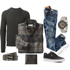A fashion look from November 2014 featuring H&M jeans and DC Shoes sneakers. Browse and shop related looks.