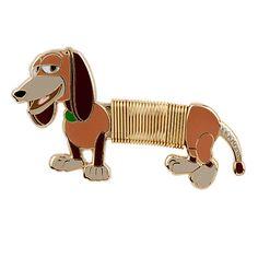 Slinky Dog Pin   Pins (Individual)   Disney Store