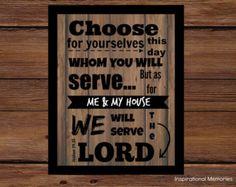 Framed Spring Bible Verse Chalkboard Print by inspirationalmemory
