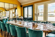 Book Conference, Function & Private Event Rooms at The Gun, Docklands Riverside Terrace, Event Room, Best Pubs, Pubs And Restaurants, London Pubs, Function Room, Open Fireplace, Listed Building, Red Rooms