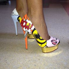 Out of Office: Charlotte Olympia at Art Basel Miami Beach   NMdaily
