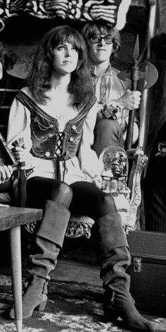 70s Music, Rock Music, Woodstock, Black White Photos, Photo Black, Bo Staff, Grace Slick, Jefferson Airplane, Lewis And Clark