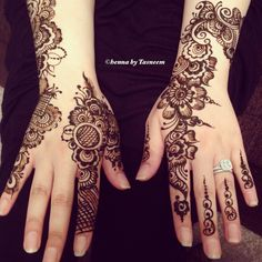 Party henna all occasion henna applied get booking ladies x