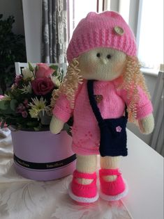 Knitting Projects, Teddy Bear, Toys, Children, Animals, Activity Toys, Young Children, Boys, Animales