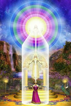 Bible guide for the New Age based primarily on the Teachings of the Ascended Masters including Jesus and Saint Germain as well as other sources. Arte Pink Floyd, Bible Guide, Les Chakras, Ascended Masters, Mystique, Visionary Art, Saint Germain, New Age, Love And Light