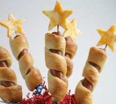 50 Best 4th of July Appetizers - Prudent Penny Pincher