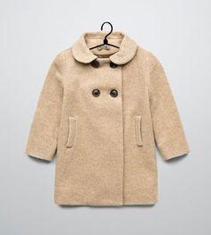 the chic-est coat. zara