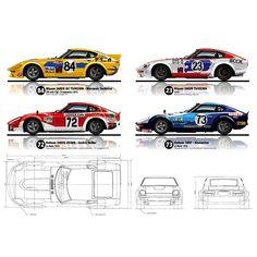 280 ZX + TARGA + 280ZXT + BLACK GOLD – Z.ONE – ZONE DATSUN.FR Datsun 240z, Datsun Car, Gt Cars, Race Cars, Le Mans, Nissan Z Cars, Toyota Mr2, Car Racer, Slot Car Tracks