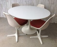 Mid century Arkana retro dining suite